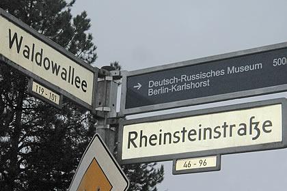 Karlshorst Waldowalle