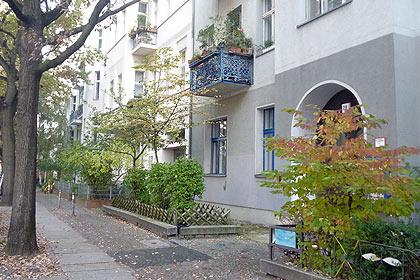 Entwicklungsplanung Erhaltungsgebiet Graefestraße
